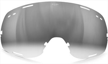 Zeal Link Snowboard/Ski Goggle Spare Lens, Polarized Gunmetal