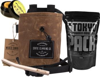 Absolute The Connoisseur Pro Climbing Gift Set, 4 Item Set Tobacco