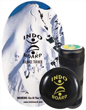 Indo Board Original Balance Training Pack, Snow Peak