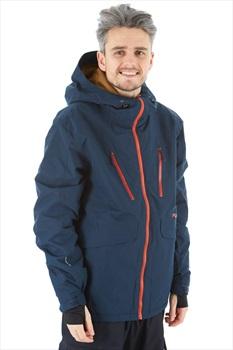 Flylow Roswell Insulated Ski/Snowboard Jacket, M Midnight