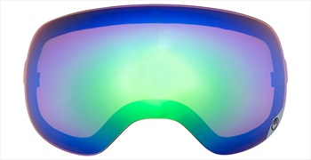 Dragon X2 Ski/Snowboard Goggle Spare Lens Opt Flash Green