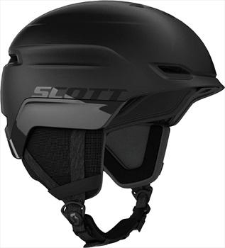 Scott Chase 2 Plus Ski/Snowboard Helmet, L Black