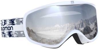 Salomon Sense Super White Womens Snowboard/Ski Goggle S White Glitch