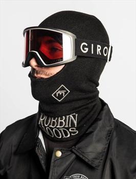 Brethren Apparel Robbin Hood Ski/Snowboard Balaclava, Nightwatch