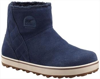Sorel Glacy Short Women's Winter Boots, UK 4 Collegiate Navy/Nocturnal