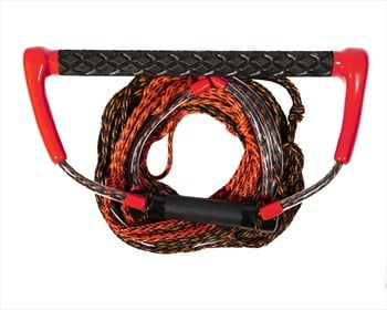 Jobe Tow Hook Handle For Kneeboard & MPS Boards, 65ft | 19.81m Red