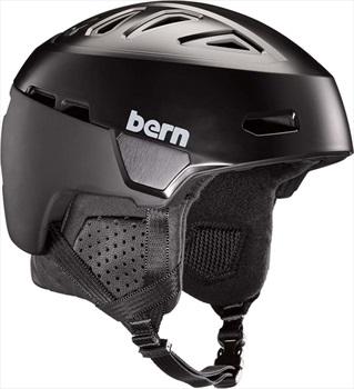 Bern Heist MIPS Ski/Snowboard Helmet, L Satin Black