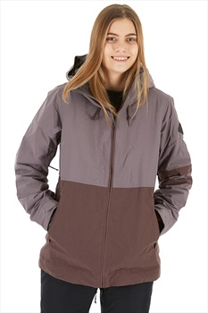 Dakine Juniper Insulated Women's Ski/Snowboard Jacket, L Shark