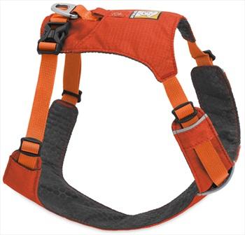 Ruffwear Hi & Light Harness Active Dog Harness, S Sockeye Red