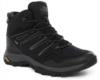 The North Face Hedgehog Fastpack II Mid WP Hiking Boots UK 9 Black
