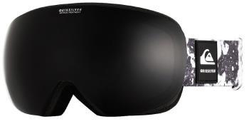Quiksilver QS_R Dark Smoke Ski/Snowboard Goggles, M/L Castle Rock