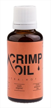 Crimp Oil Extra Hot Massage Oil: 10ml
