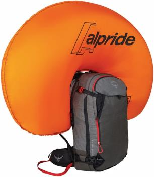 Osprey Adult Unisex Soelden Pro Avy 32 Alpride E1 Ski/Snowboard Avalanche Backpack, 32l Onyx Black