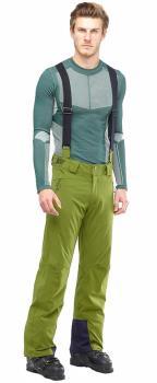 Salomon Iceglory Ski/Snowboard Pants, XL Avocado