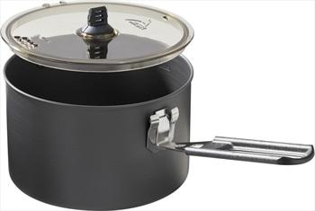 MSR Trail Lite Pot Camping Cookware, 1.3L Grey