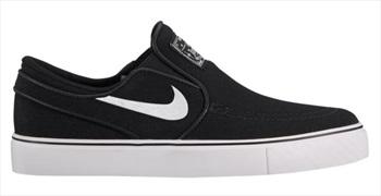 Nike SB Stefan Janoski Slip-On Youth Skate Shoes, UK 5.5 Black/White