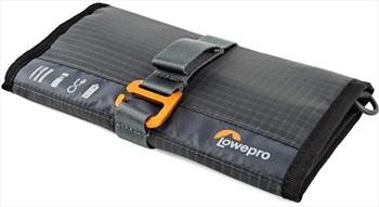Lowepro GearUp Wrap Electronics Travel Organiser, Dark Grey