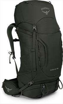 Osprey Kestrel 58 S/M Adventure Trekking Pack, Picholine Green