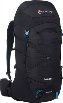 Montane Halogen Mountain Climbing Backpack, 33L M/L Black