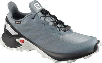 Salomon Supercross Blast GTX Men's Trail Running Shoe, UK 8 Grey