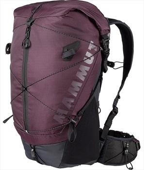 Mammut Ducan Spine 28-35 Women's Hiking Backpack, 28-35L Galaxy/Black