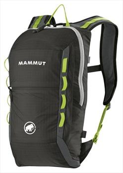 Mammut Neon Light Climbing Backpack/Rucksack, 12L Graphite