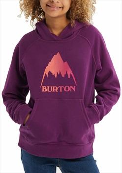 Burton Girls Girls Classic Mountain High Pullover Hoodie, M Charisma