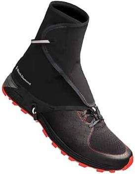 Black Diamond Distance Gaiter Lightweight Hiking Gaiter, S/M Black