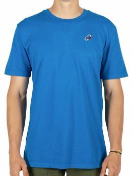 Topo Designs Quick Link Short Sleeve T-Shirt, S Blue