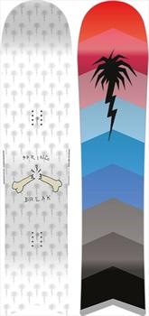 Capita Spring Break Slush Slasher Surf Rocker Snowboard, 139cm 2021
