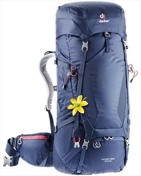 deuter Futura Vario 45+10 SL Women's Hiking Backpack, 45+10L Navy