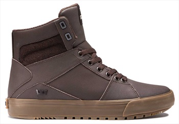 Supra Aluminum CW Men's Winter Boots, UK 7 Demitasse/Gum