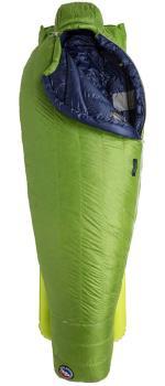 Big Agnes Sarvis SL 30F/-1C Ultralight Down Sleeping Bag, Regular