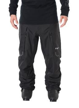 FW Manifest 3L Snowboard/Ski Pants, XL Slate Black