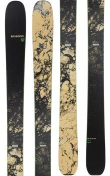 Rossignol Blackops Sender Ski Only Skis, 172cm Black/Beige 2021