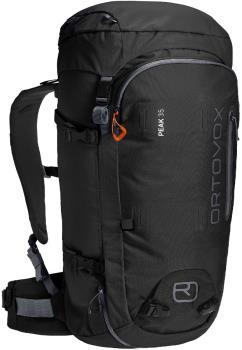 Ortovox Peak 35 Climbing/Mountaineering Backpack, 35L Black Raven