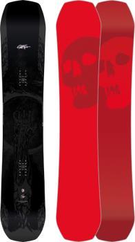 Capita Black Snowboard Of Death Camber Snowboard 162cm 2022
