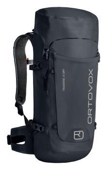 Ortovox Traverse 30 Dry Mountain Backpack/Rucksack, 30L Black Steel