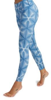 Burton Womens Midweight Legging Women's Thermal Pants, M Blue Dailola