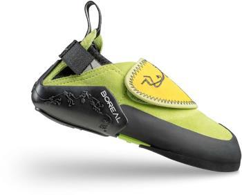 Boreal Ninja Junior Kid's Rock Climbing Shoe UK 1.15 | EU 33-34 Green