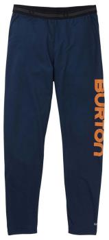 Burton Child Unisex Kids Midweight Thermal Pant, M Dress Blue