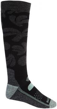Burton Adult Unisex Performance Midweight Merino Snowboard/Ski Socks, M Ty Williams