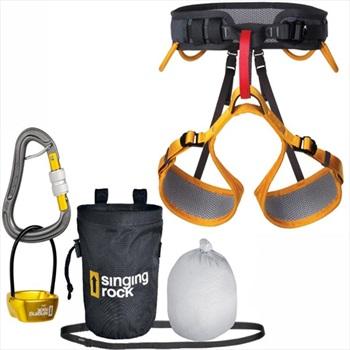 Singing Rock Versa II Climbing Harness Pack, L-XXL