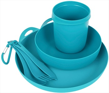 Sea to Summit Delta Camp Set Camping Tableware & Cup Set, Blue