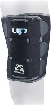 Ultimate Performance Advanced Neoprene Thigh Support, Black