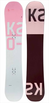 K2 Outline Rockered Women's Snowboard, 146cm 2020