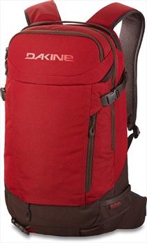 Dakine Heli Pro Snowboard/Ski Backpack, 24L Deep Red