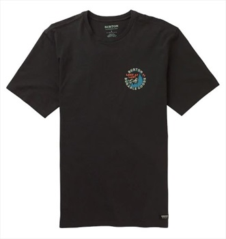 Burton Mill Pond Short Sleeve T-Shirt, S Phantom