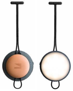 Lander Cairn 300 Lumen Charging Station Lantern, 3350 MAh Black/Bronze