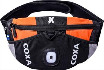 Coxa Carry WR1 Waist Bag Running Hydration Pack, S/M Orange